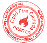 Fire Suppressant from Cold Fire