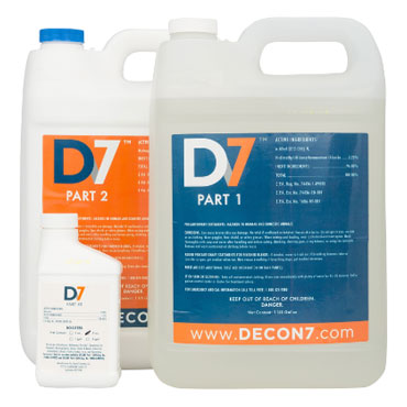 Decon7 Decontaminant & Disinfectant