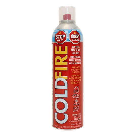 13.5 oz Cold Fire Regular Fire Spray Can